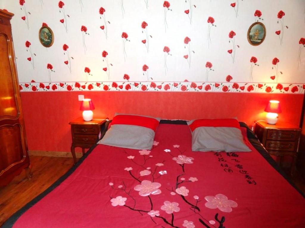 Chambre d'hôte - Terre Rouge - chambre