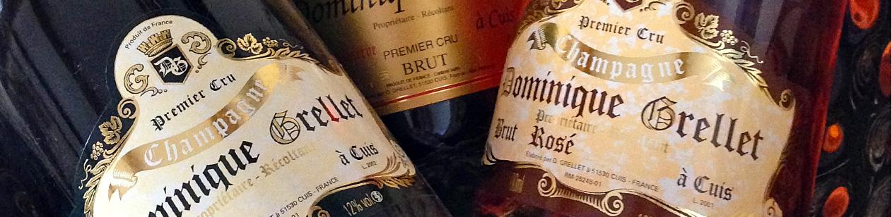 Champagne Dominique Grellet