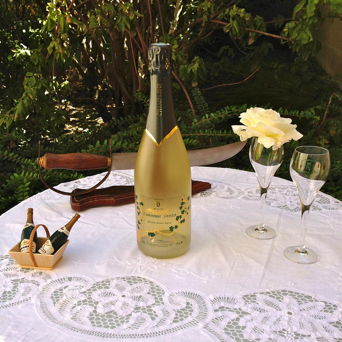 Champagne Dominique Grellet - Cuvée Vieille Vigne
