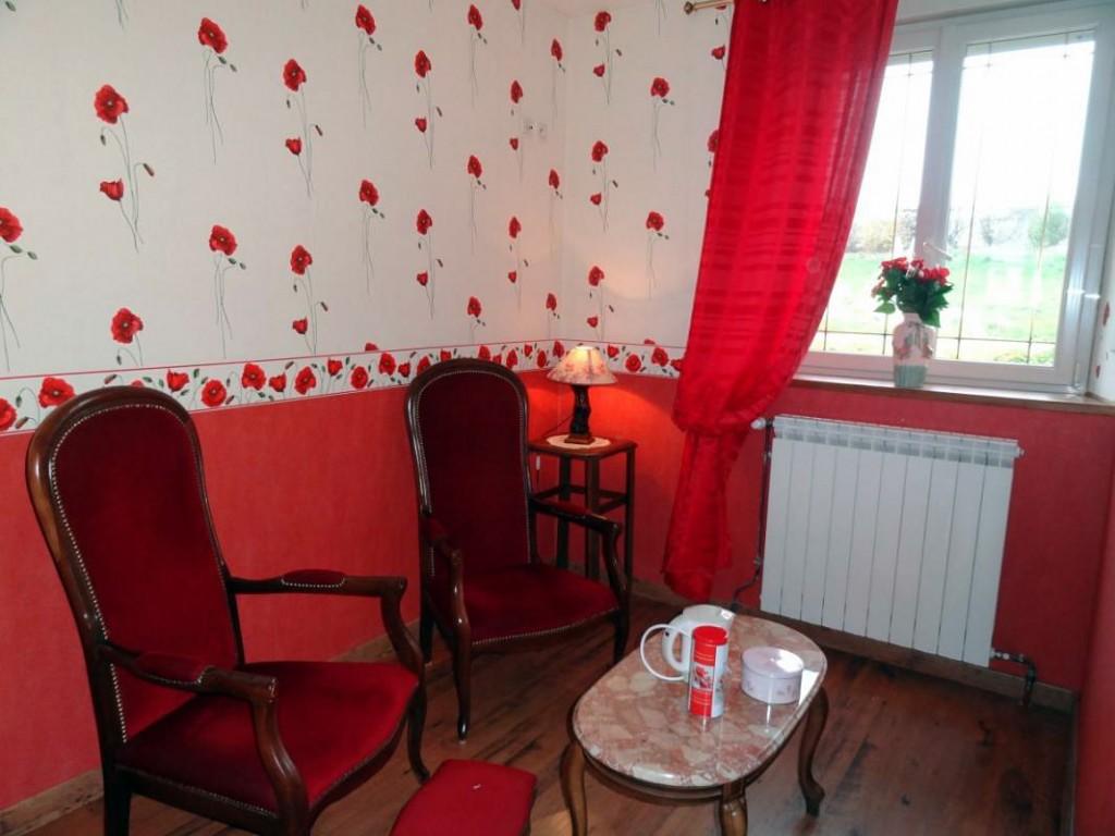 Chambre d'hôte - Terre Rouge - salon